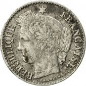 France, Cérès, 20 Centimes, 1850, Bordeaux, VF(30-35), Silver, KM:758.3