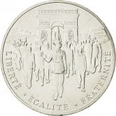 France, Libération de Paris, 100 Francs, 1994, SUP, Argent, KM:1045.1, Gad 935