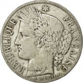 France, Cérès, 5 Francs, 1851, Paris, VF(30-35), Silver, KM:761.1, Gadoury:719