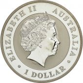 Australia, 1 Dollar, 2011, Royal Australian Mint, MS(65-70), Silver