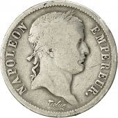 France, Napoléon I, 2 Francs, 1813, Paris, F(12-15), Silver, KM:693.1