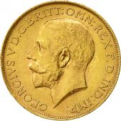 Coin, South Africa, George V, Sovereign, 1926, Pretoria, AU(55-58), Gold, KM:21