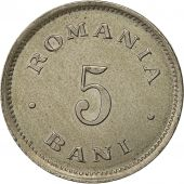 Monnaie, Roumanie, Carol I, 5 Bani, 1900, SUP, Copper-nickel, KM:28