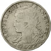 Coin, France, Patey, 25 Centimes, 1904, VF(30-35), Nickel, KM:856, Gadoury:364
