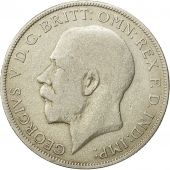 Coin, Great Britain, George V, Florin, Two Shillings, 1921, VF(30-35), Silver