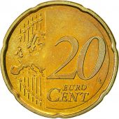 Andorra, 20 Cents, 2014, MS(60-62), Brass