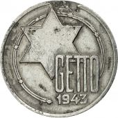 Coin, Poland, 5 Mark, 1943, VF(30-35), Aluminum, KM:Tn2