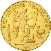 Monnaie, France, Génie, 20 Francs, 1878, Paris, SUP, Or, KM:825, Gadoury:1063