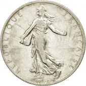 Coin, France, Semeuse, 2 Francs, 1908, Paris, EF(40-45), Silver, KM:845.1