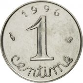 Coin, France, Épi, Centime, 1996, Paris, MS(63), Stainless Steel, KM:928