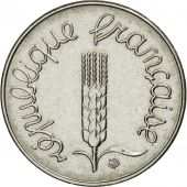 Coin, France, Épi, Centime, 1983, Paris, MS(63), Stainless Steel, KM:928
