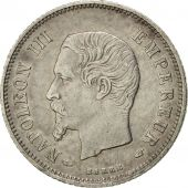 Coin, France, Napoleon III, 20 Centimes, 1853, Paris, AU(55-58), KM 778.1