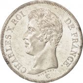 France, Charles X, 5 Francs, 1825, Lille, Silver, KM:720.13, Gadoury:643