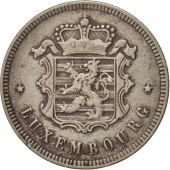 Luxembourg, Charlotte, 25 Centimes, 1927, Copper-nickel, KM:37