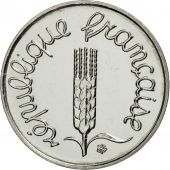France, Épi, Centime, 1994, Paris, MS(65-70), Stainless Steel, KM:928