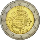 Estonia, 2 Euro, €uro 2002-2012, 2012, SPL, Bi-Metallic