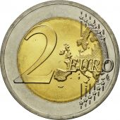 Lithuania, 2 Euro, 2016, MS(63), Bi-Metallic