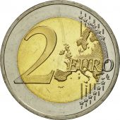 Estonia, 2 Euro, Flag, 2015, SPL, Bi-Metallic