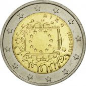 Ireland, 2 Euro, Flag, 2015, SPL, Bi-Metallic