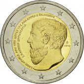 Greece, 2 Euro, 2013, MS(63), Bi-Metallic