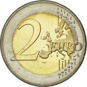 Netherlands, 2 Euro, Willem-Alexander, 2013, MS(63), Bi-Metallic