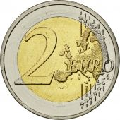Greece, 2 Euro, Star, 2014, MS(63), Bi-Metallic