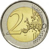Netherlands, 2 Euro, Willem-Alexander, Beatrix Prinses, 2014, MS(63)
