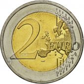 Greece, 2 Euro, 10 years euro, 2012, MS(63), Bi-Metallic