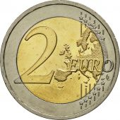 Austria, 2 Euro, 10 years euro, 2012, MS(63), Bi-Metallic