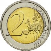 Belgium, 2 Euro, 10 years euro, 2012, MS(63), Bi-Metallic