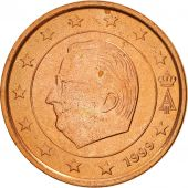 Belgique, 5 Euro Cent, 1999, SPL, Copper Plated Steel, KM:226