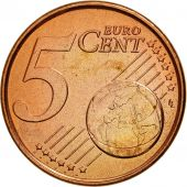 Belgium, 5 Euro Cent, 1999, MS(63), Copper Plated Steel, KM:226