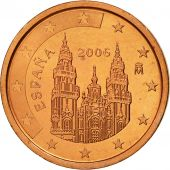 Espagne, 2 Euro Cent, 2006, SPL, Copper Plated Steel, KM:1041