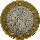 France, Euro, 1999, TTB, Bi-Metallic, KM:1288