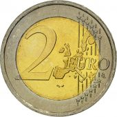 IRELAND REPUBLIC, 2 Euro, 2003, MS(63), Bi-Metallic, KM:39