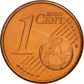 IRELAND REPUBLIC, Euro Cent, 2002, SPL, Copper Plated Steel, KM:32