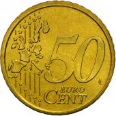 San Marino, 50 Euro Cent, 2006, MS(63), Brass, KM:445