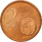 Portugal, 2 Euro Cent, 2002, MS(63), Copper Plated Steel, KM:741