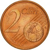 Monaco, 2 Euro Cent, 2001, SPL, Copper Plated Steel, KM:168