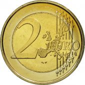 Spain, 2 Euro, 2002, MS(63), Bi-Metallic, KM:1047