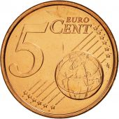 Finlande, 5 Euro Cent, 2001, SPL, Copper Plated Steel, KM:100