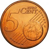 Greece, 5 Euro Cent, 2007, MS(63), Copper Plated Steel, KM:183