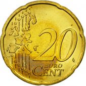IRELAND REPUBLIC, 20 Euro Cent, 2003, SPL, Laiton, KM:36