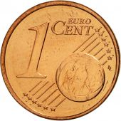 IRELAND REPUBLIC, Euro Cent, 2003, SPL, Copper Plated Steel, KM:32