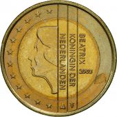Netherlands, Euro, 2003, MS(63), Bi-Metallic, KM:240
