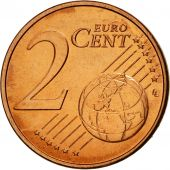 Netherlands, 2 Euro Cent, 2003, MS(63), Copper Plated Steel, KM:235