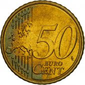 Portugal, 50 Euro Cent, 2008, MS(63), Brass, KM:765