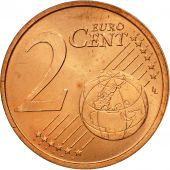 Portugal, 2 Euro Cent, 2008, MS(63), Copper Plated Steel, KM:741