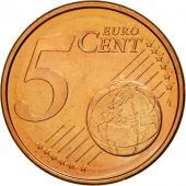 Estonia, 5 Euro Cent, 2011, MS(63), Copper Plated Steel