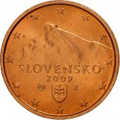 Slovaquie, 2 Euro Cent, 2009, SPL, Copper Plated Steel, KM:96